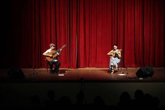 Duo de chorinho irá apresentar-se sábado, no Parque José Affonso Junqueira