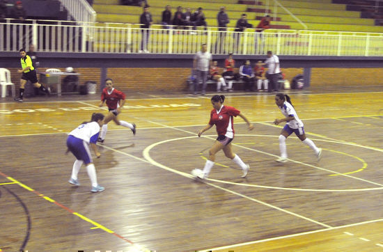 Abertura será no no ginásio poliesportivo Arthur de Mendonça Chaves
