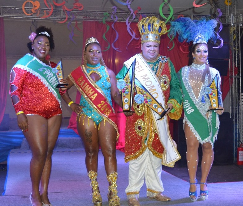corte carnavalesca