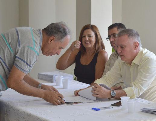 Assinatura de 22 termos de colaboração aconteceu na Secretaria de Promoção Social nesta sexta (13)