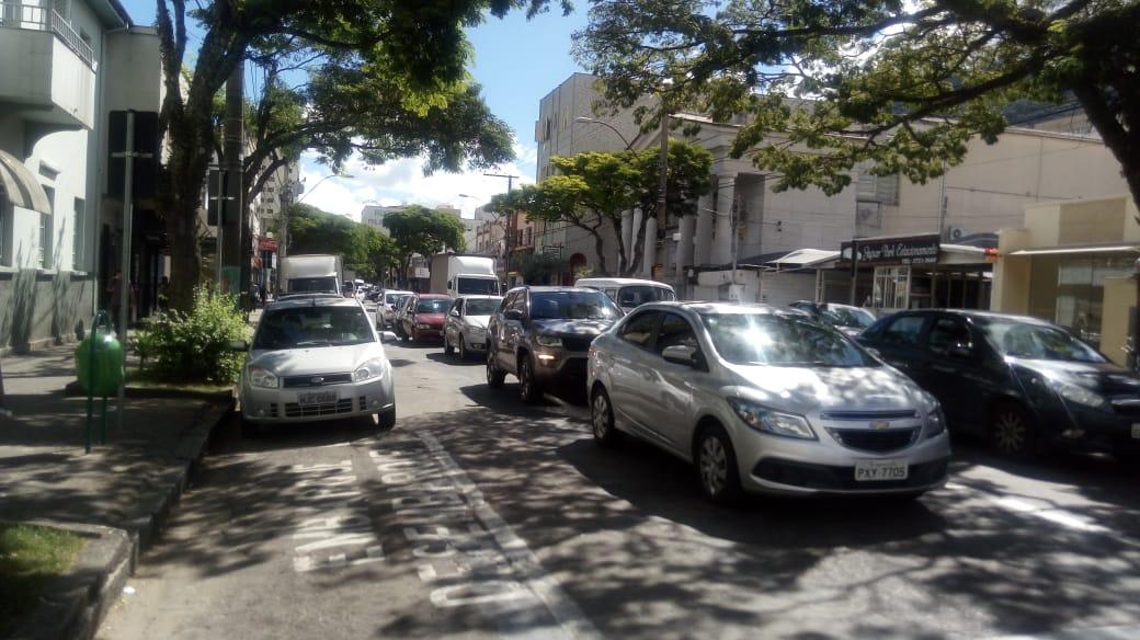 rua Pernambuco DMAE