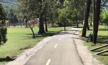 Pista de corrida do Parque Municipal recebe melhorias