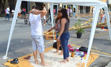 Giro Sustentável tem atividades no centro e no Parque Municipal