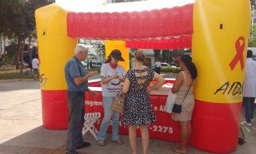 Sábado tem ações de prevenção e diagnóstico da Sífilis na feira livre