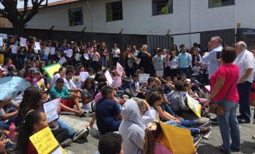 Prefeito anuncia novo prédio para escola Irmão José Gregório