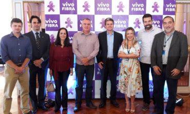 Empresa de telecomunicações anuncia investimentos em Poços
