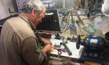Oficina na Secretaria de Saúde possibilita manutenção e reparos de equipamentos com agilidade