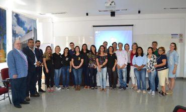 Grupo discute ações de saúde desenvolvidas no presídio de Poços
