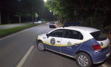 Guarda Municipal recupera carro furtado e prende ladrão