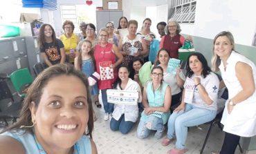 Atividades especiais reúnem grupos de gestantes e de convivência na UBS Dom Bosco I