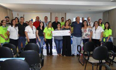 Jogos Solidários arrecadam R$ 67 mil para entidades assistenciais