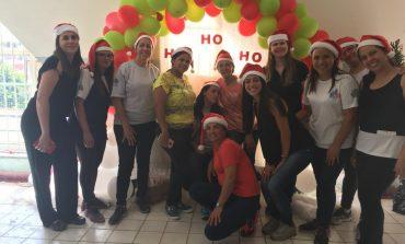 Equipe de Saúde promove Natal Solidário no Parque Pinheiros