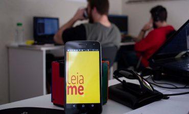 Aplicativo LEIA_ME! será lançado no próximo sábado