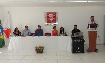 Vice-prefeito participa de formatura dos cursos de aprendizagem industrial do Senai