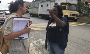 Agentes de endemias vão a campo para a realização de mais um LIRAa