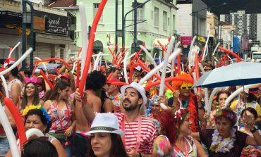 Inscrição de blocos de carnaval vai até dia 25