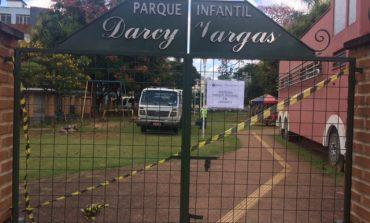 Prefeitura inicia reforma no Parque Darcy Vargas