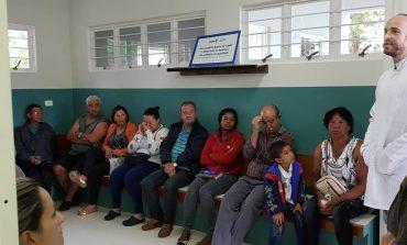 """""""Conversando sobre a Tuberculose"""" movimenta UBS Maria Imaculada"""