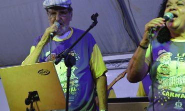 Banda do Lira anima as noites de Carnaval na Praça Pedro Sanches