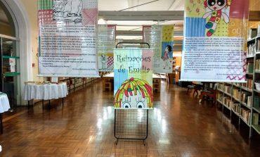 Exposição traz o mundo de Monteiro Lobato para a Biblioteca Centenário
