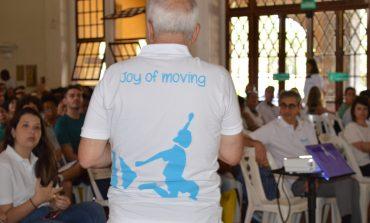Ferrero promove segunda etapa de treinamento da metodogia Joy of Moving em Poços