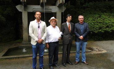 Cônsul do Japão é recebido pelo prefeito