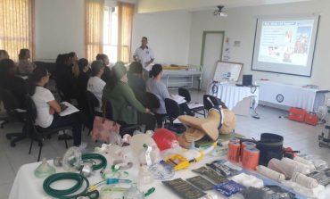 Servidores da Saúde participam de capacitação em Suporte Básico