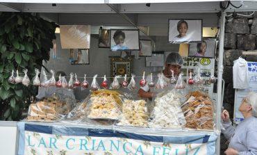 Entidades têm lucro bruto de R$ 318 milcom venda de doces na Festa de São Benedito