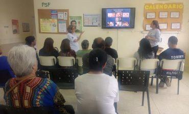 Unidades Básicas de Saúde fazem atividades para falar sobre a importância da vacinação