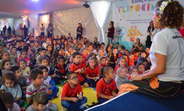 500 crianças das creches municipais vão participar do Espaço Flipocinhos