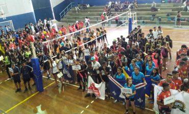 Jogos Escolares reúnem 38 escolas da região
