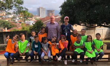 """Escola Municipal João Pinheiro implanta metodologia """"Joy of Moving"""""""