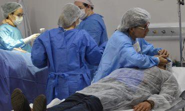 Mutirão de cirurgia plástica atendeu 83 pacientes no último sábado
