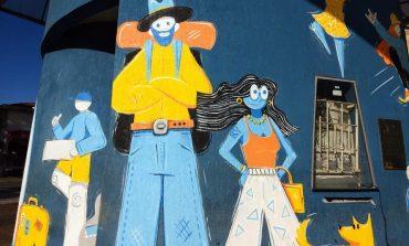 Semana Urbana traz novas cores a locais públicos