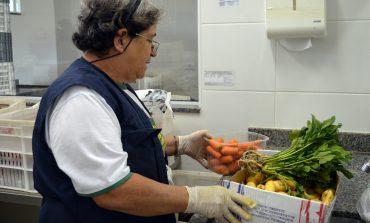 Banco de Alimentos distribui Cestas Verdes para famílias em situação de insegurança alimentar