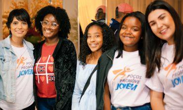 30 adolescentes e jovens se formam no Poços Promove Jovem