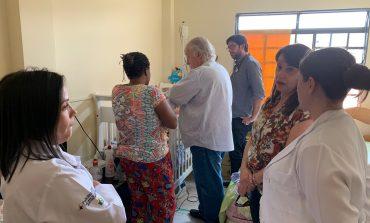 Secretaria de Saúde busca ampliação do Serviço de Atenção Domiciliar