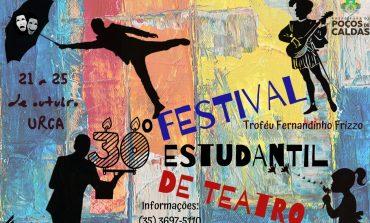 Inscrições abertas para ensaios de peças e esquetes do FET no Teatro Benigno Gaiga
