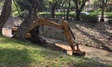 Ações para prevenção de enchentes em Poços de Caldas