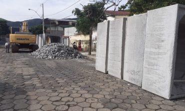 Rede pluvial será recuperada na Avenida Ubirajara Machado de Moraes
