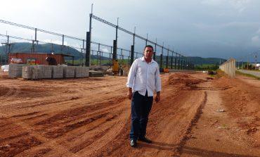 Obras de implantação da Alnor em Poços de Caldas seguem em ritmo acelerado