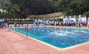 Sábado tem festival de handebol e natação pelos Jogos Solidários