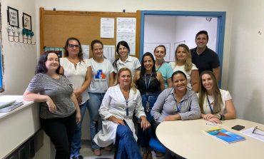 Equipe da Saúde de Campestre visita Serviço de Atenção Domiciliar de Poços