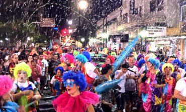 Área central terá sistema especial de limpeza no Carnaval