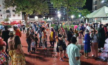 Revitalização da Praça dos Macacos é inaugurada com a alegria do carnaval