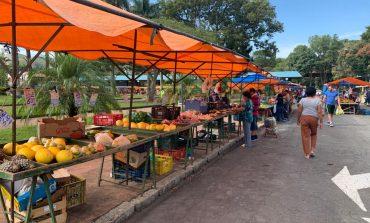 Feira livre do bairro Santana volta a funcionar neste domingo e alimentos manipulados voltam a ser comercializados nas feiras
