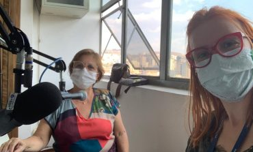 "Coordenadora do CAPS Álcool e Drogas é entrevistada do ""Hora da Saúde"" na Libertas FM"