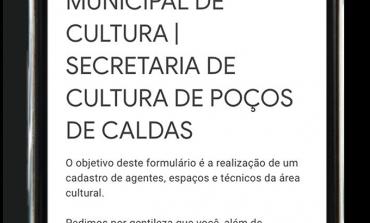 Lei Aldir Blanc: Cadastro Municipal de Cultura pode ser feito via internet, por telefone ou presencialmente