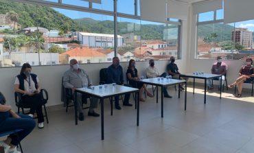 Comitê Gestor de Enfrentamento à Covid-19 realiza coletiva para atualizar informações da pandemia no Município