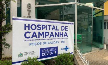 HOSPITAL DE CAMPANHA | Nenhuma pessoa testa positivo para Covid em 24 horas